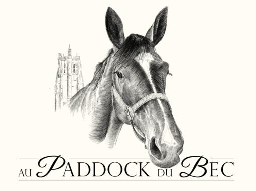 Au Paddock du Bec logo